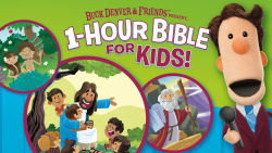 1-Hour Bible for Kids!