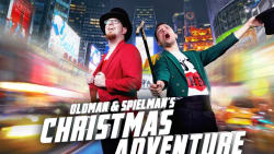 Oldman and Spielman's Christmastime Adventure