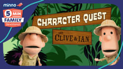 Character Quest with Clive and Ian - 5 Minute Family Devotional