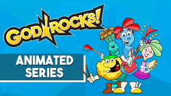God Rocks! Animated Series