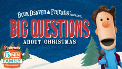 Big Questions About Christmas - 5 Minute Family Devotional