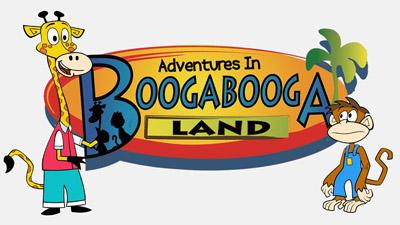 Booga booga logo