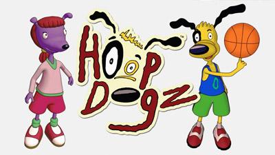 Hoop dogz logo