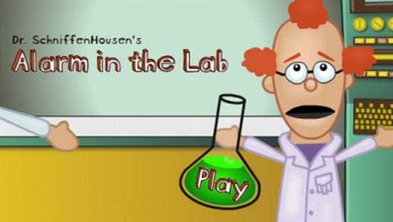 Alarm in the Lab