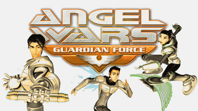 Angel wars logo