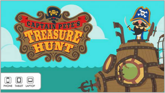 Captain petes treasure hunt thumb