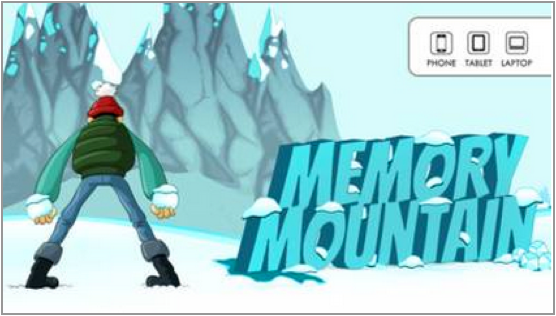 Memory mountain thumb