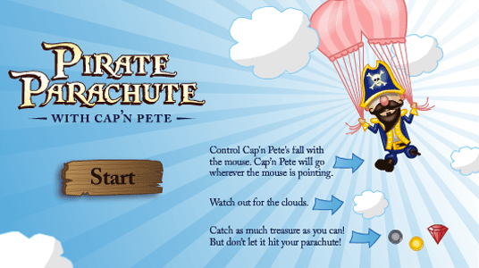 Pirate Parachute