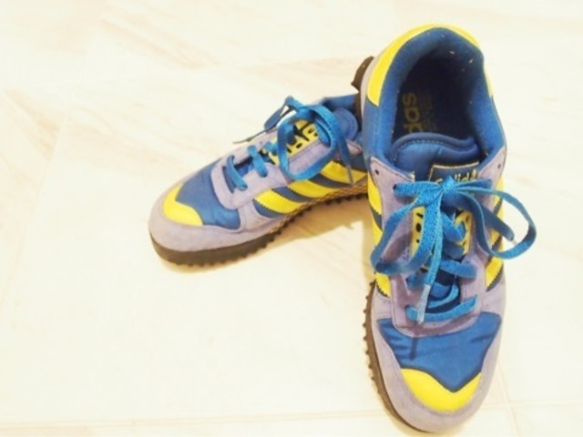 adidasのスニーカー♡