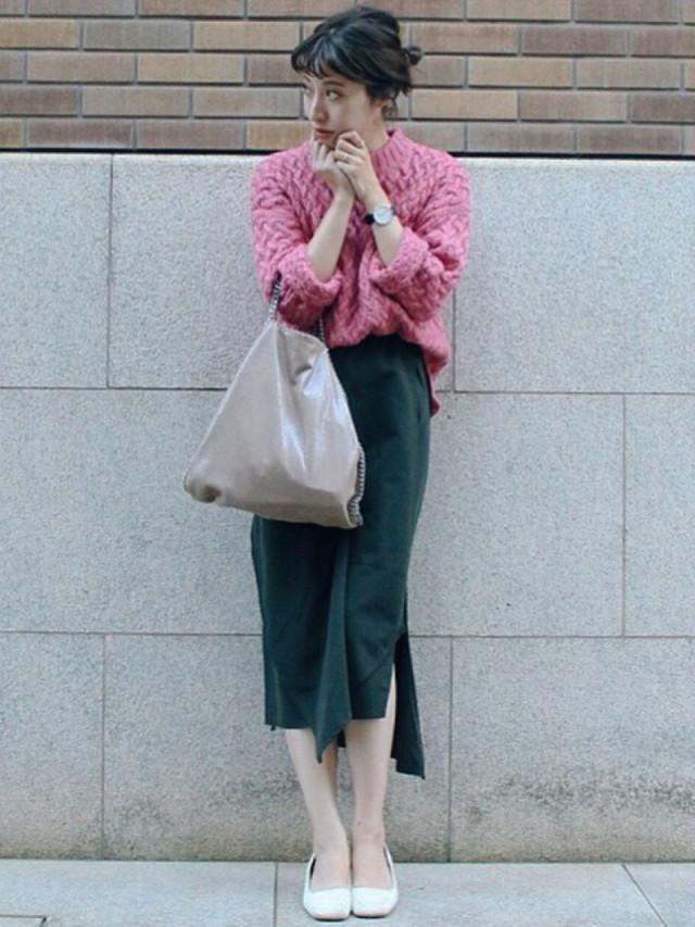 5. ピンク×グリーン