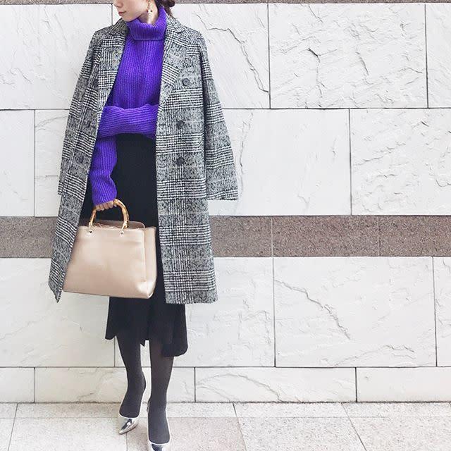 【11度以下~】ウール系コートでしっかり防寒