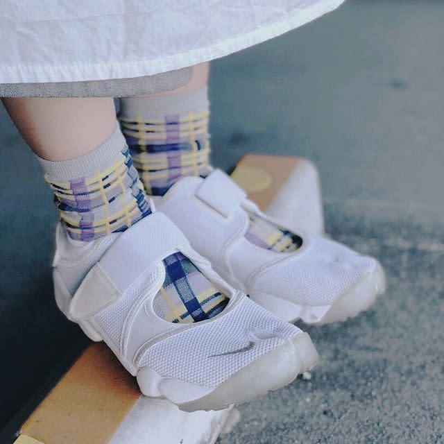 足袋スニーカーといえばナイキのエアリフト&アクアリフト