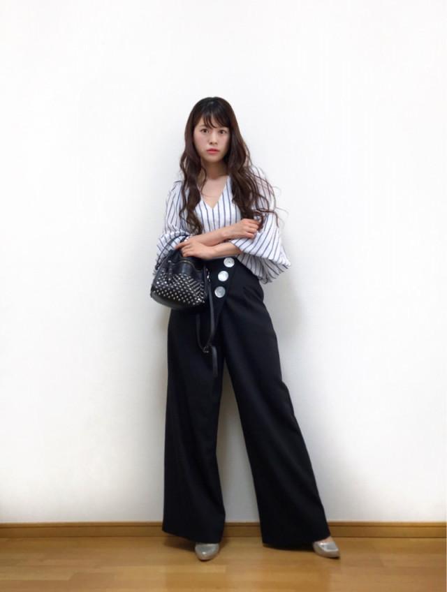 2020年11月の知っておきたいファッション用語/02【バギーパンツ】