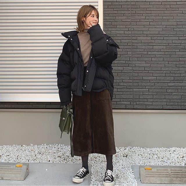 ミニ&ロングスカートやワイドパンツとも相性バツグン♥