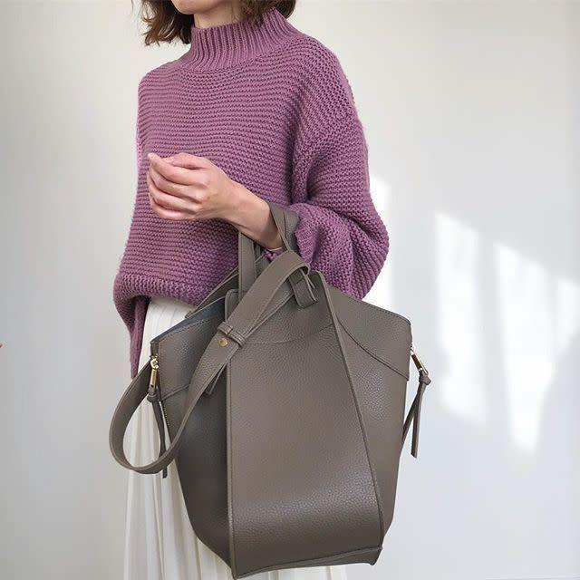 2019年10月の知っておきたいファッション用語/01【モックネック】