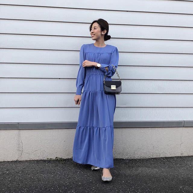2019年7月の知っておきたいファッション用語/02【ティアード】