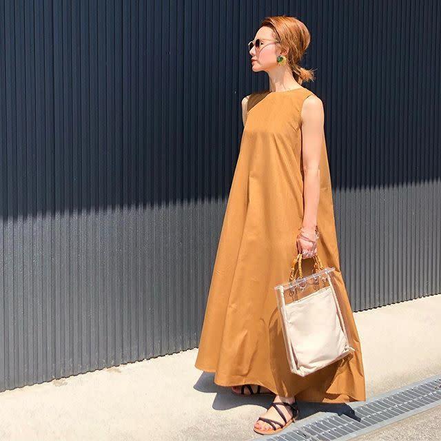 2019年7月のレディースファッショントレンド/01【アースカラー】