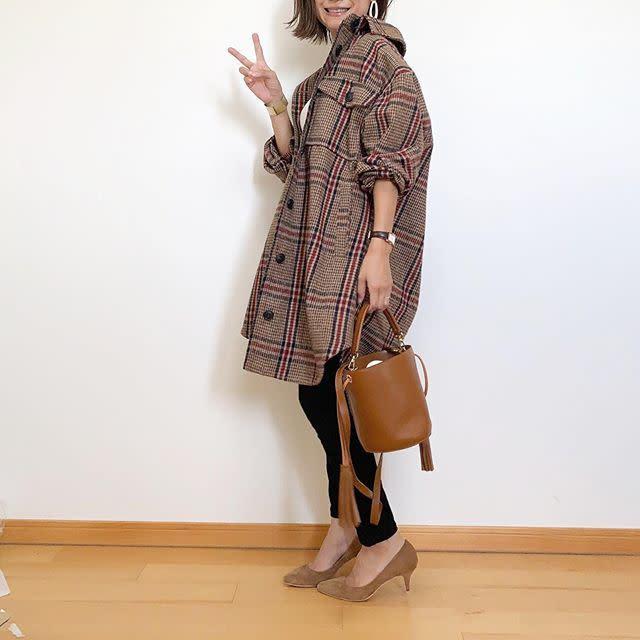 2019年10月のレディースファッショントレンド/01【シャツジャケット】