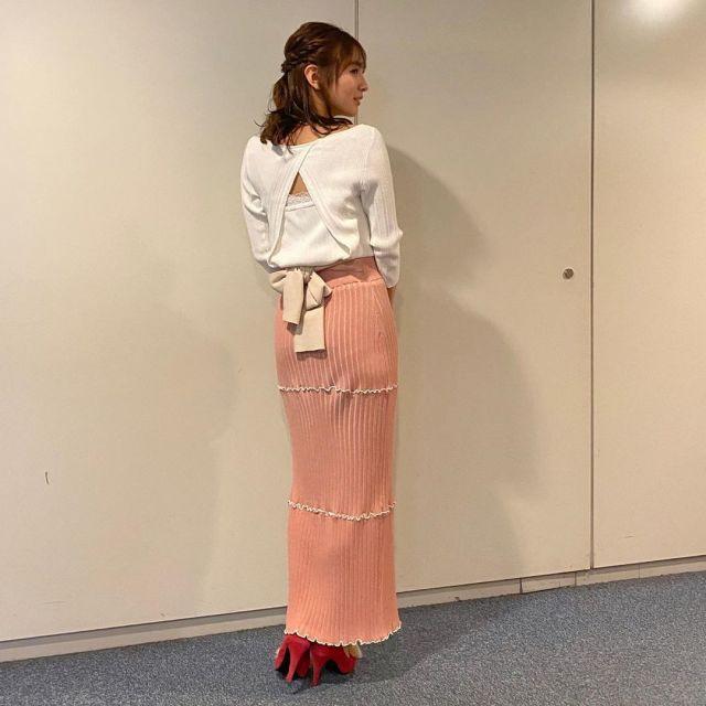 2020年5月の知っておきたいファッション用語/01【バックシャン】
