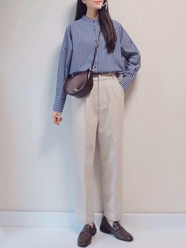 2020年4月の知っておきたいファッション用語/03【センタープレス】