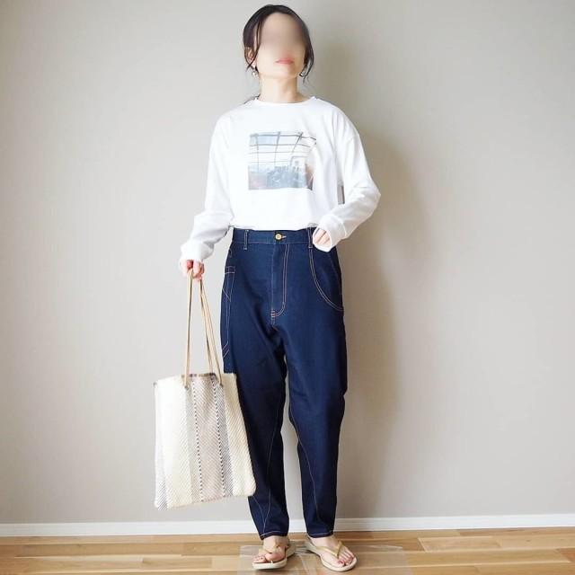 2020年5月のレディースファッショントレンド/01【プリント・フォトTシャツ】