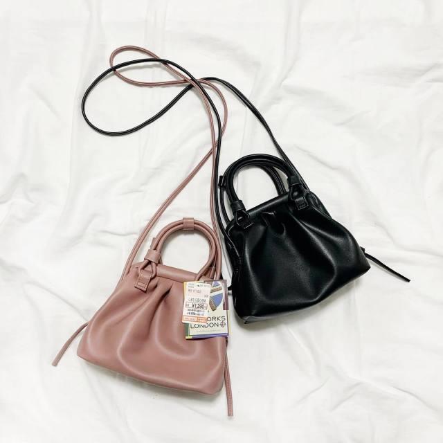 しまむらのバッグはデザイン違いで揃えたい可愛さ♪