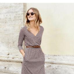 Office-Chic mit eleganten Kleidern