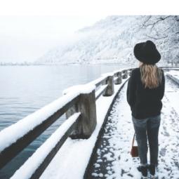 10 Momente, die den Winter vermissen lassen...