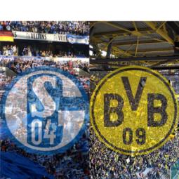 Schalke gegen Dortmund - Das Revierderby