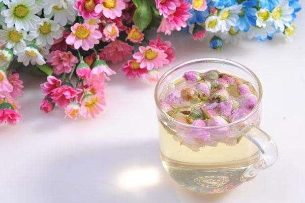 中国の花茶