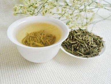 中国の黄茶
