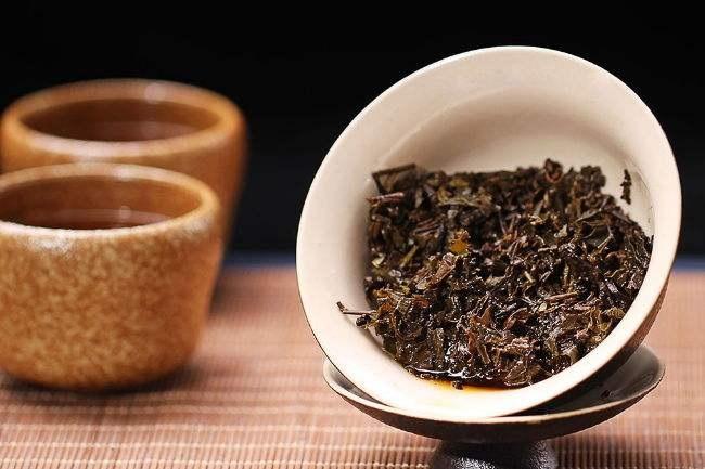 中国の黒茶