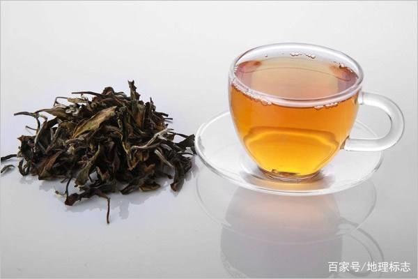 中国の白茶
