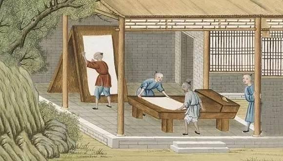 紙(中国の書道)