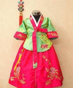 中国の朝鮮民族衣装