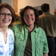 Houston Parks Board event, 7/16, Linda Sylvan, Shellye Arnold