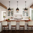 Houzz Dallas house home Alexander Drive stress-free style kitchen dining room