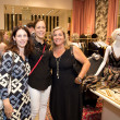 Alice and Olivia opening, 8/16, Courtney Burger, Emily Schaffer, Marcia Fiman