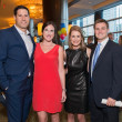 Boys & Girls Club dinner, 9/16 : Amy and Galen Dunk, Jessica and Stephen Strake