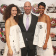 Models with Daniel Ringold at Recipe for Success gala