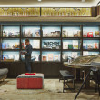 Taschen Library at The Joule