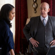 Cynthia Addai-Robinson and J.K. Simmons in The Accountant