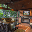 Rollingwood Austin home outdoor living CG&S Design Build