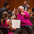Jones Hall 50th Ball, Itzhak Perlman with Houston Symphony