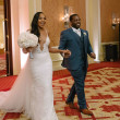 Michelle and Bode Ogunwole wedding