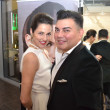 Bella Rinova salon grand opening, Jessica Rossman, Edward Sanchez