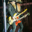ZZ Top at Super Bowl Live
