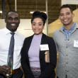 Houston, CHIME YP event at Headquarters, March 2017, Tolu Akindele, Kim Hall, Mark Talma