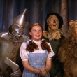 cast of Wizard of Oz film