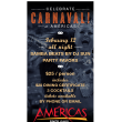Celebrate Carnaval at Americas River Oaks